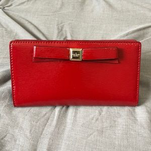 Kate Spade New York Montford Park Stacy Bow Wallet